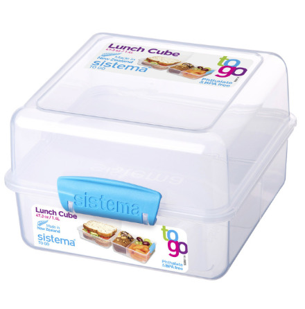 Lunch Cube To Go Sistema