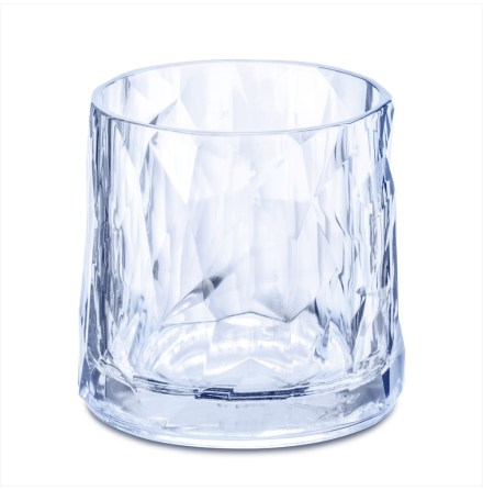 CLUB NO. 2 Glas 250ml, aquamarine