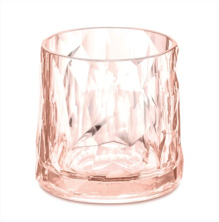 CLUB NO. 2 Glas 250ml, rosa