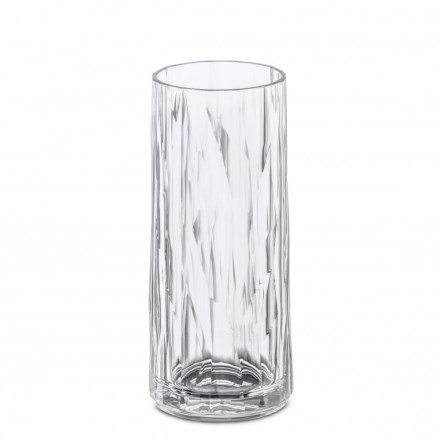 CLUB NO. 3 Longdrinkglas 250ml, crystal clear